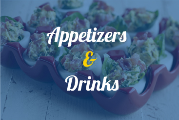 Appetizers & Drinks Recipes