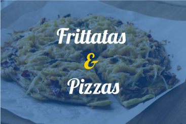 Frittatas & Pizza Recipes
