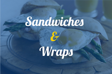 Sandwiches & Wraps Recipes
