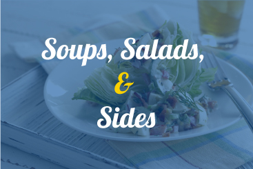 Soups, Salads and Sides Recipes