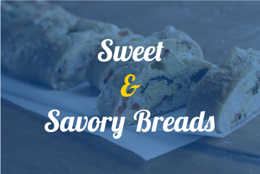Sweet & Savory Bread Recipes