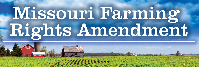Missouri Farming Rights Amendment